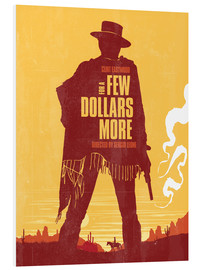 Forex  For a few dollars more western movie inspired - Golden Planet Prints