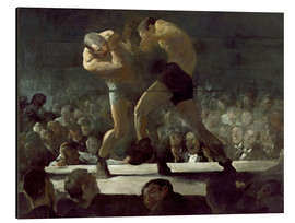 Alubild  Club Night - George Wesley Bellows