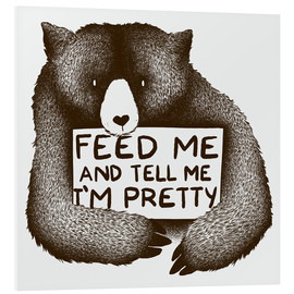 Forex  Feed Me And Tell Me I'm Pretty Bear - Tobe Fonseca