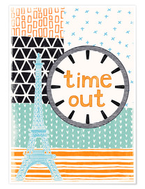 Premium-Poster  Time Out - Sybille Sterk