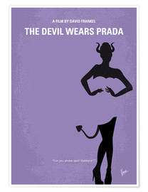Premium-Poster The Devil Wears Prada