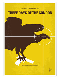 Premium-Poster Three Days Of The Condor