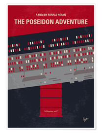 Premium-Poster The Poseidon Adventure