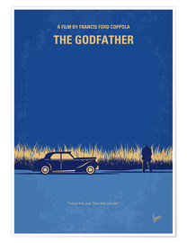 Premium-Poster  The Godfather - chungkong