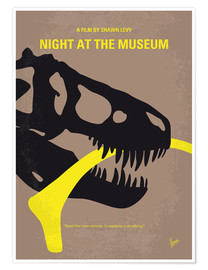 Premium-Poster Night At The Museum