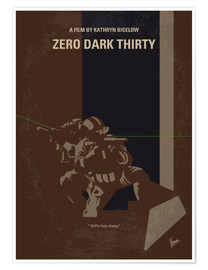 Premium-Poster Zero Dark Thirty