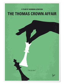 Premium-Poster The Thomas Crown Affair