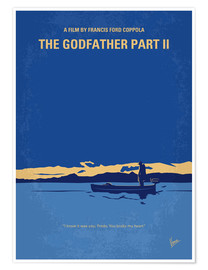 Premium-Poster The Godfather Part II