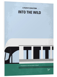 Forex  Into the Wild minimal movie poster - chungkong