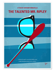 Premium-Poster The Talented Mr. Ripley