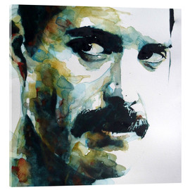 Acrylglasbild  Freddie Mercury - Paul Lovering
