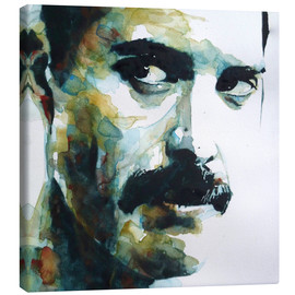 Leinwandbild  Freddie Mercury - Paul Lovering