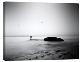 Leinwandbild  Klarheit - George Christakis