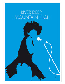 Premium-Poster Tina Turner - River Deep, Mountain High