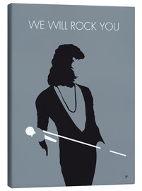 Leinwandbild  Queen - We Will Rock You - chungkong