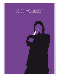 Premium-Poster  Eminem - Loose Yourself - chungkong