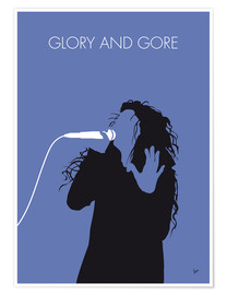 Premium-Poster Lorde - Glory and Gore