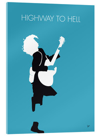 Acrylglasbild  AC/DC - Highway To Hell - chungkong