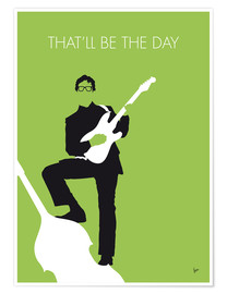 Premium-Poster  Buddy Holly - That'll Be The Day - chungkong
