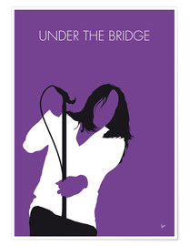 Premium-Poster  Red Hot Chilli Peppers - Under The Bridge - chungkong