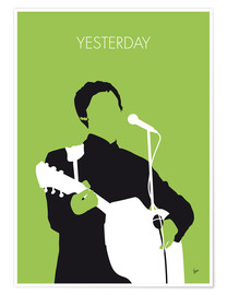 Premium-Poster Paul McMartney - Yesterday