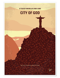 Premium-Poster City Of God