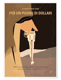Premium-Poster A Fistful Of Dollars