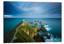 Alubild  Nugget Point Lighthouse, Nugget Point, Otago, South Island, New Zealand, Pacific - John Alexander