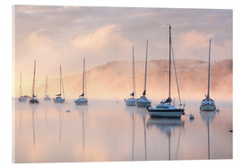 Acrylglasbild  Lake Windermere, Lake District, UK - Ashley Cooper