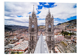 Forex  Altstadt von Quito - Matthew Williams-Ellis