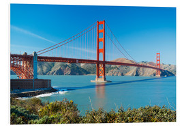 Forex  Golden Gate Bridge in San Francisco