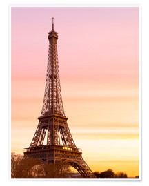 Premium-Poster  Himmel über Paris - Mike Clegg Photography