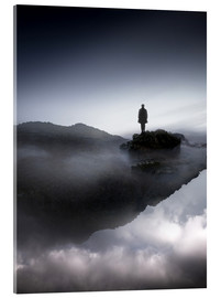 Acrylglasbild  A Place To Think - George Christakis