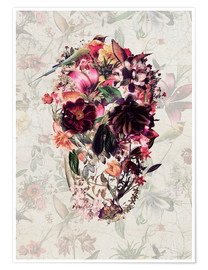 Poster  New Skull Light - Ali Gulec