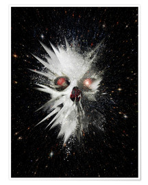 Poster  Big Bang - Ali Gulec