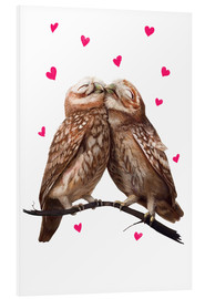 Forex  Lovely owls - Valeriya Korenkova