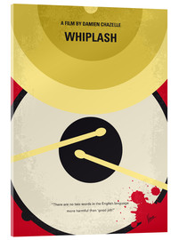 Acrylglas  No761 My Whiplash minimal movie poster - chungkong