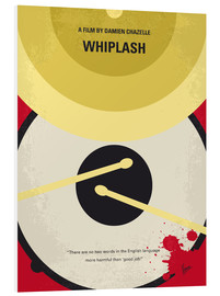 Forex  No761 My Whiplash minimal movie poster - chungkong