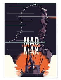 Premium-Poster Mad Max: Fury Road