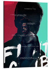 Alubild  Fight Club (Englisch) - Fourteenlab