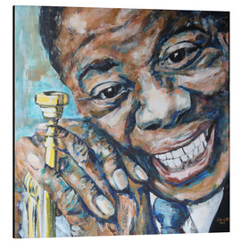 Alubild  What a Wonderful World, Louis Armstrong - Christel Roelandt