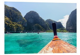 Forex  Bootstour in Koh Phi Phi Leh, Thailand - Harry Marx