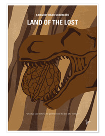 Premium-Poster Land Of The Lost