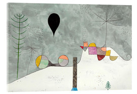 Acrylglas  Winter Bild - Paul Klee