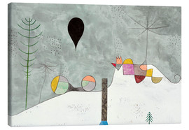 Paul Klee - Winter Bild