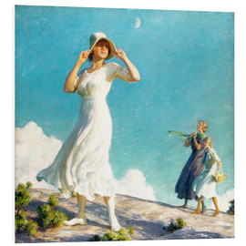 Forex  High Country - Charles Courtney Curran