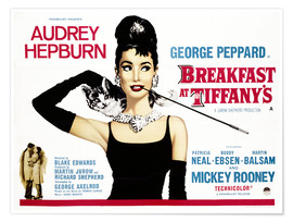 Poster  Breakfast at Tiffany's - English School