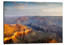 Alubild  Sonnenaufgang von Grand Canyon South Rim, USA - Matteo Colombo