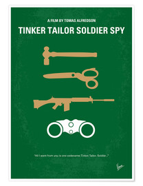Premium-Poster Tinker Tailor Soldier Spy