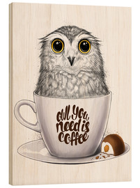 Nikita Korenkov - Owl you need is coffee